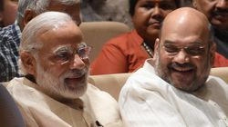 The Biggest Take-Away From Today's Reshuffle: Amit Shah Is All