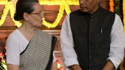 Rajnath Singh Speaks To Sonia Gandhi, Omar Abdullah Over Kashmir