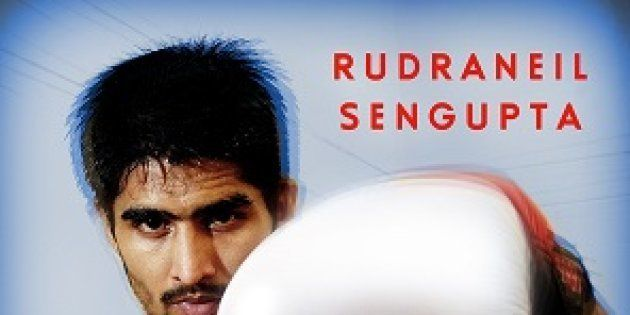 Ringside With Vijender by Rudraneil