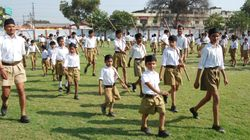 Soon, RSS Teachers May Teach In Madhya Pradesh Govt