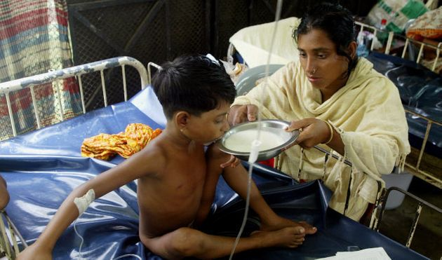 13 Children Die Of Diarrhoea Every Hour In India: Health