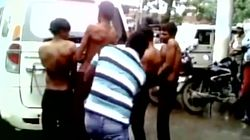 WATCH: Four Men Stripped And Beaten In Gujarat For Allegedly Trading In Cow