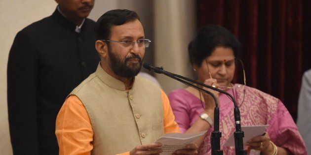 What Will Prakash Javadekar Do With Smriti Irani's