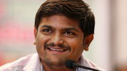 Hardik Patel Walks Out Of Jail After Nine