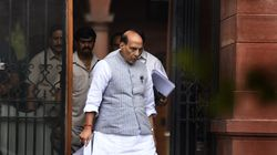 Kashmiris Are Our Own People, Plebiscite Is Outdated: Rajnath