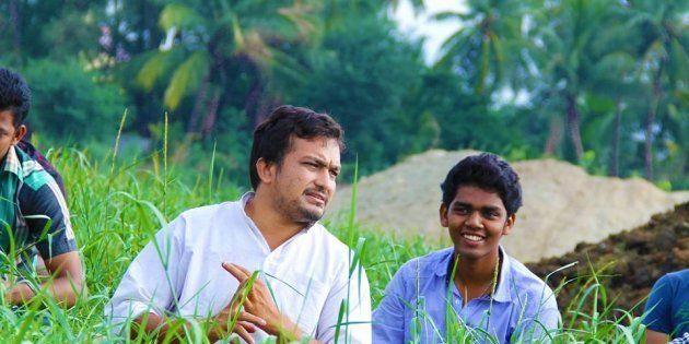 Piyush Manush, environment activist