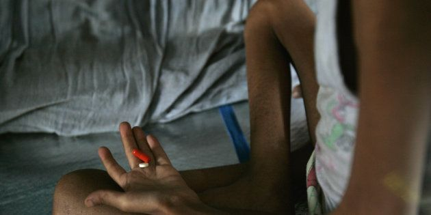 'The Treatment For Drug-Resistant TB Can Consume
