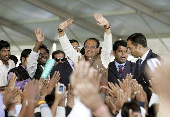 'Malevolent Spirits Are Running Amok In Madhya Pradesh And Killing