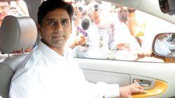 AAP MLA Naresh Yadav Held for Desecration Of