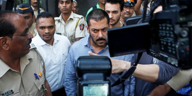 The court held there was no way to prove that Salman Khan fired the