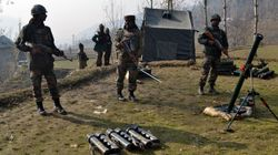 Four Militants Killed, One Caught Alive During Encounter In J&K's
