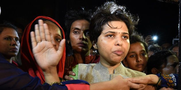 In Beating Up A 'Rapist', Trupti Desai Has Hurt The Cause Of