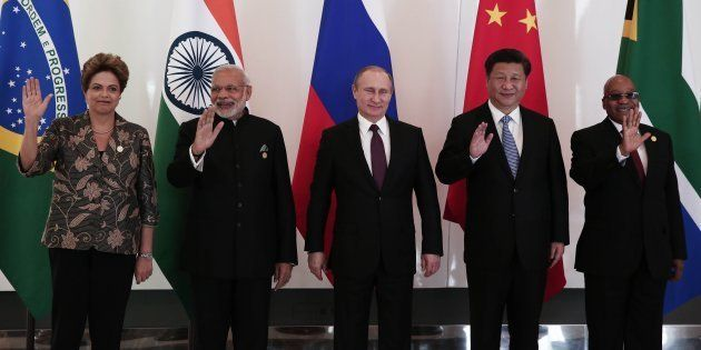 India Must Promote Transparency In BRICS By Engaging Civil