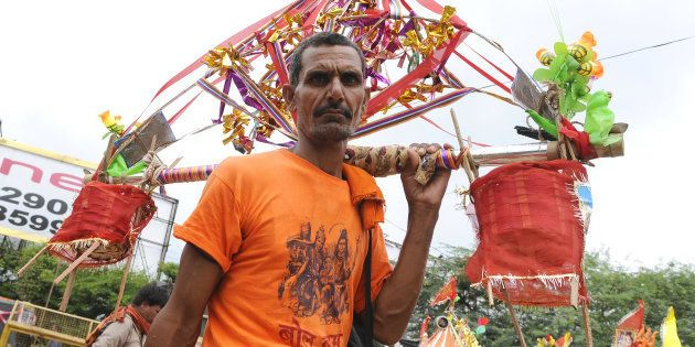 Kanwar Yatra is annual pilgrimage taken by devotees of Lord Shiva in month of