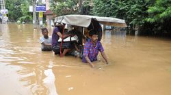 Heavy Rains, Floods Throw Life Out Of Gear In Assam, Bengaluru And