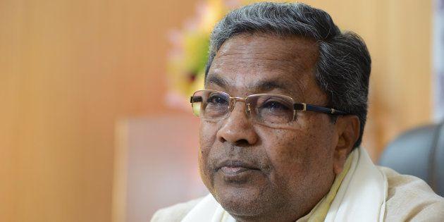 BENGALURU, INDIA - SEPTEMBER 18: Karnataka Chief Minister K Siddaramaiah poses for a profile shoot on...