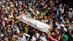 Groom's Brother Found Dead In Kashmir With 300 Pellets In