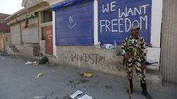 Curfew In Kashmir Continues For The 29th