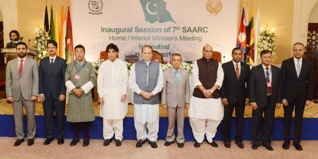 Indian Journalists Barred From Even Standing Outside Gates Of SAARC Meet In