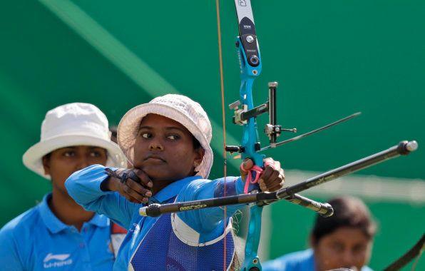 India's Laxmirani Majhi. (AP Photo/Alessandra