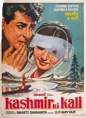 Kashmiri Artist Recreates 'Kashmir Ki Kali' Poster To Include Pellet