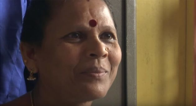 Chaya Gaikwad started working with MyDidi last year, and now her eldest son works at their call centre