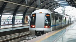 Woman Jumps In Front Of Delhi Metro Train, Suffers Head