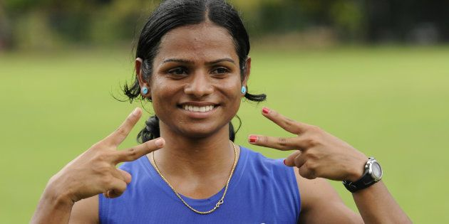 Why Dutee Chand's Story Matters To All Women Who Want To Rise Above