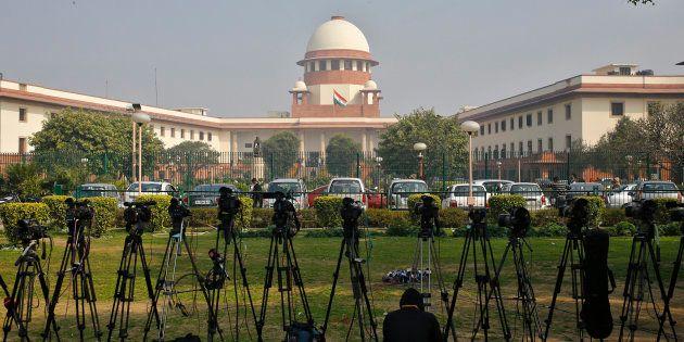 SC Warns Centre Over Non-Compliance Of Collegium's Decision On