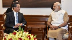 Chinese Foreign Minister Calls On PM Modi, Holds Talks With Sushma
