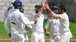 India Crush West Indies In Third Test Match, Wins The
