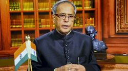 Full Text: President Pranab Mukherjee's Address On The Eve Of 70th Independence