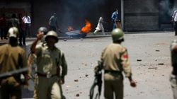 Five Killed, 6 Injured As Stone-Pelting Protestors Clash With Security Forces In