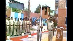 CRPF Officer Pramod Kumar Unfurled National Flag Minutes Before He Died Fighting