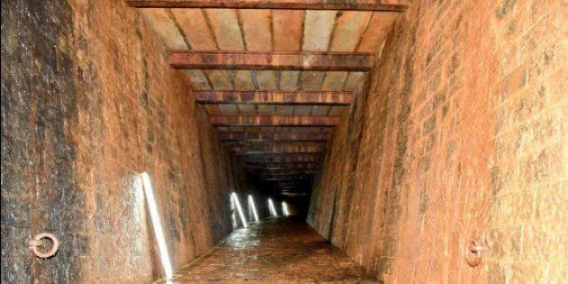British era bunker found below Raj Bhavan in