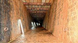 15-Meter-Long Bunker Found Below Raj Bhavan In