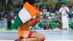 Sakshi Malik Gets Emotional After Winning Bronze At Rio, Says 'Meri 12 Saal Ki Tapasya Rang