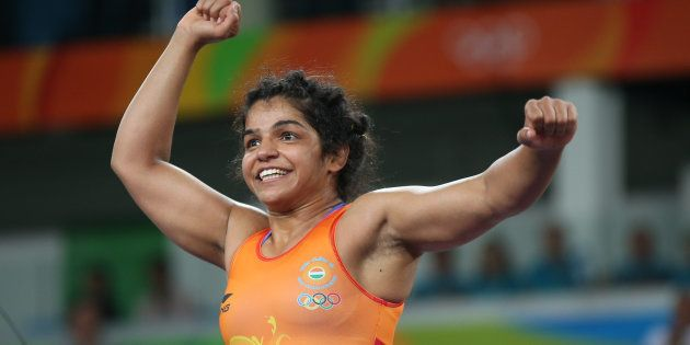 Sakshi Malik transcended everything--thesocial stereotypes, the taboos andher own