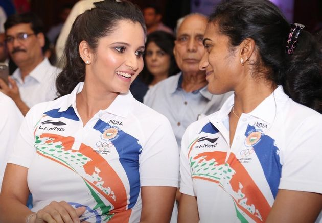 With Sindhu's Rise, A Clamour To Dump Sania As Telangana