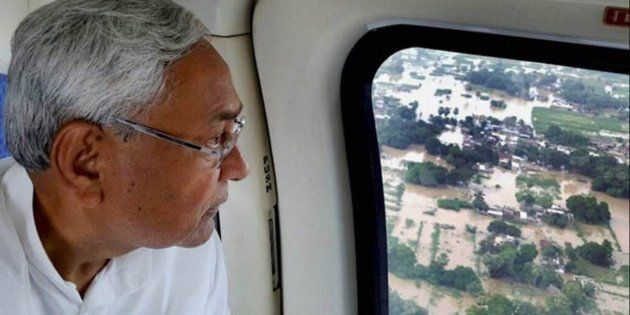 Flood Situation Grim In Bihar As Ganga Level