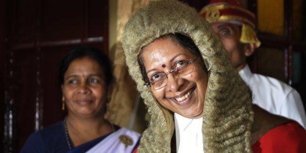 Justice Manjula