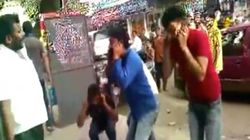 WATCH: Pune Workers Made To Do Sit-Ups For Refusing To Donate For Ganesh
