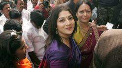 Nalini Chidambaram, P. Chidambaram's Wife, Summoned By ED In Saradha