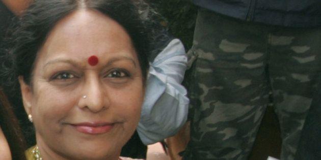 Nalini Chidambaram, P. Chidambaram's