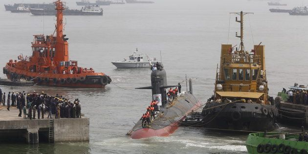 India's $3.5 Billion Submarine Secret