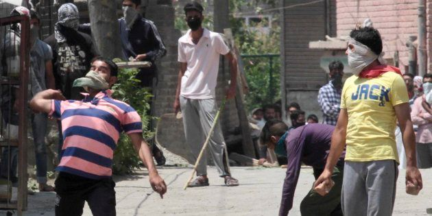 Kashmir Unrest: Youth Dies From Pellet Injury, Death Toll In The Valley Climbs To