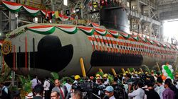 Top Secret Data On Indian Navy's Scorpene Submarines