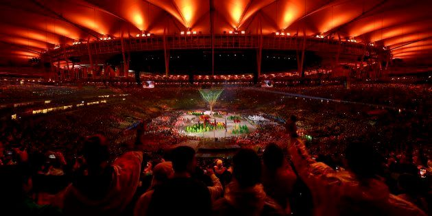 2016 Rio Olympics Closing