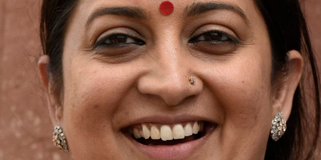 Smriti Irani Was Denied A Job At Jet Airways For 'Lack Of Good