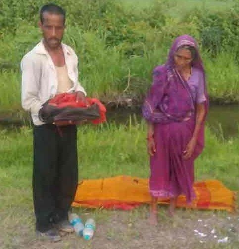 Madhya Pradesh: Man Forced Out Of Bus After His Ailing Wife Died On